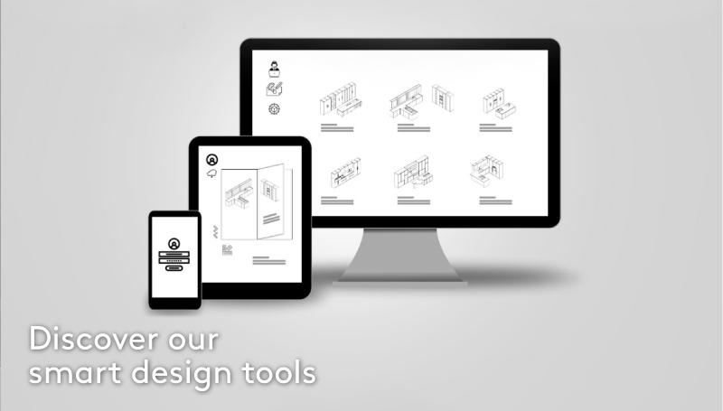 Design Kitchens | TM Italia Custom kitchens & Bespoke kitchens - EN_contenuti-smart