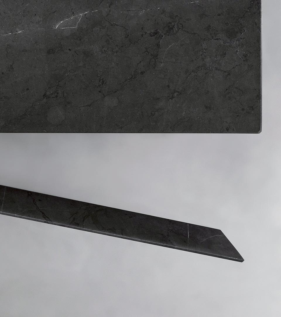 Stone kitchen with island T45 | TM Italia 2018 Kitchens Collection - TM_CAT_RE_T45evo_DETTAGLIO-CONCEPT-evo-2