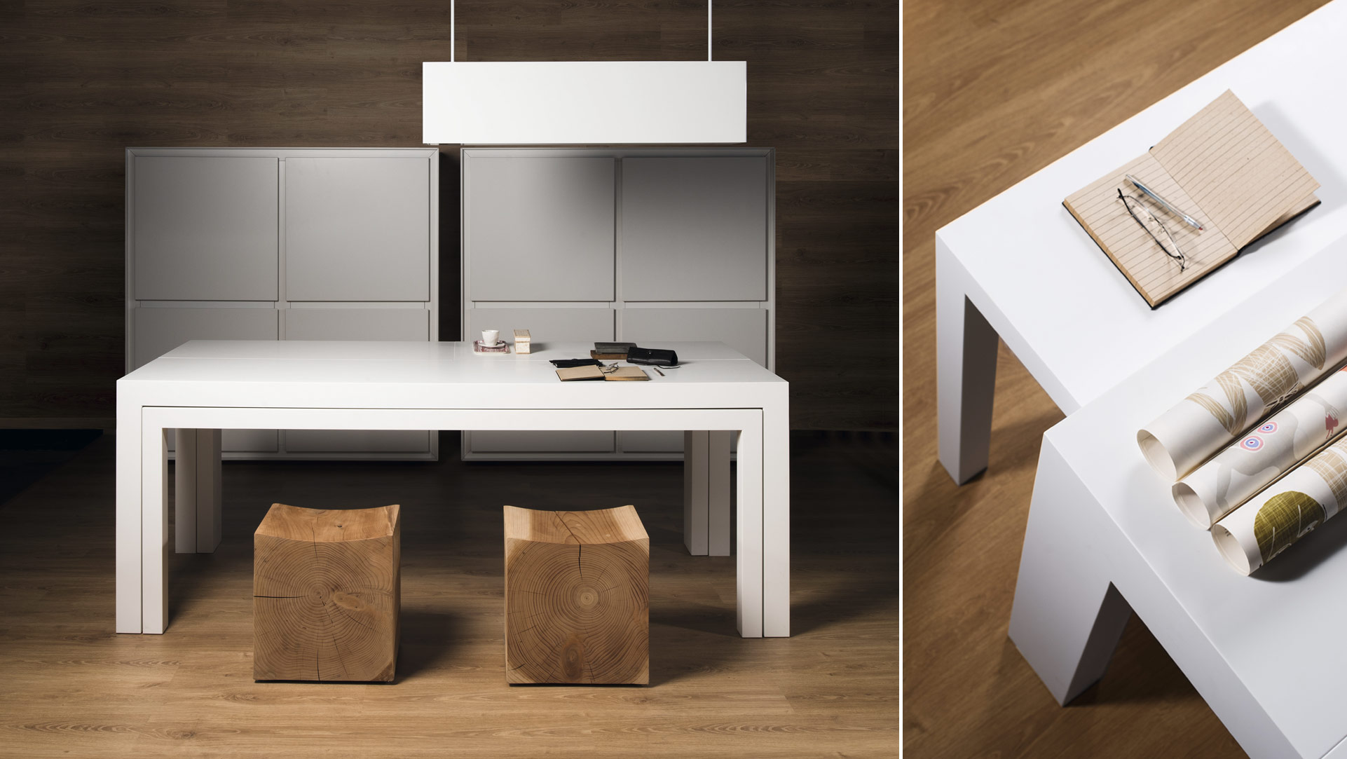 OFF KITCHEN: cucina a scomparsa freestanding per ufficio - Inspired-Lab_OFF_03b