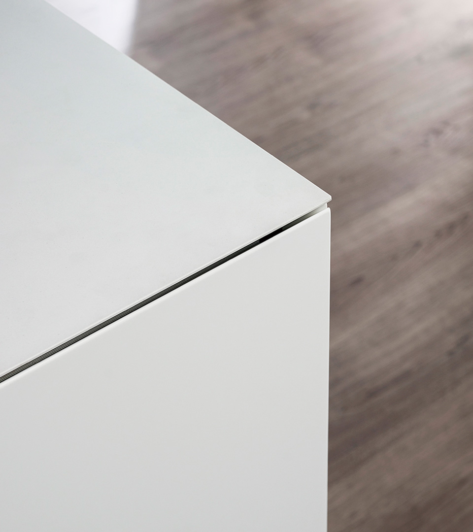 Freestanding kitchen with island   TM Italia 2018 Kitchens Collection - TM_CAT_RE_T30E_DETTAGLIO-CONCEPT-1-1