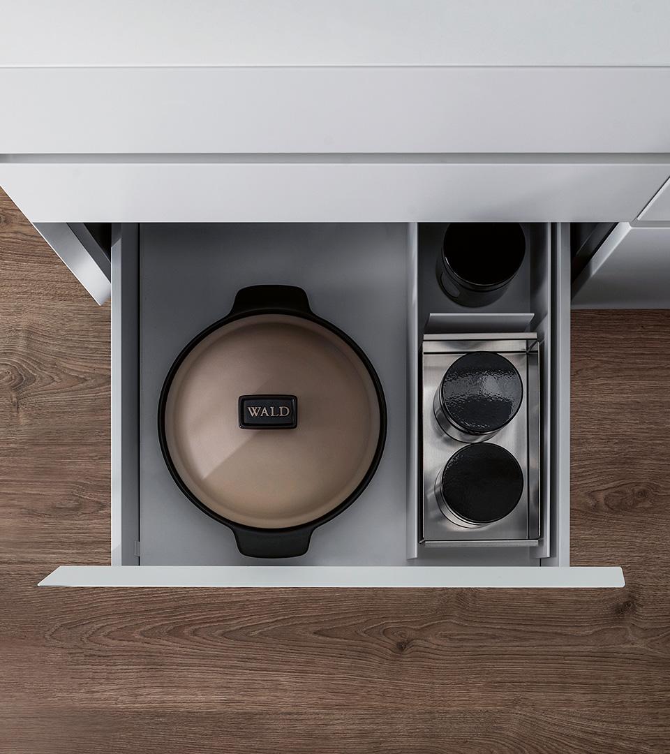 Freestanding kitchen with island   TM Italia 2018 Kitchens Collection - TM_CAT_RE_T30E_DETTAGLIO-CONCEPT-2b-1