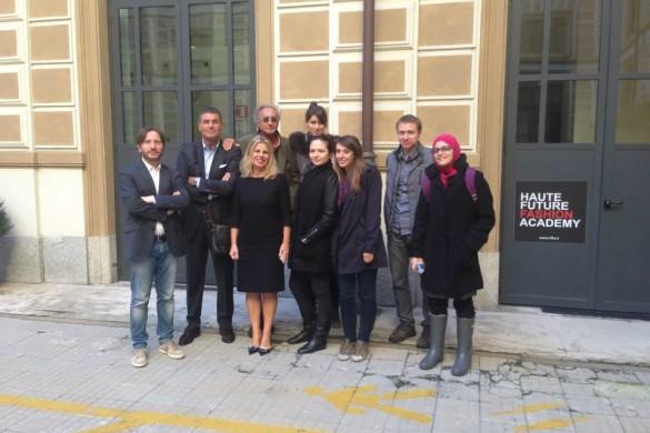 HAUTE FUTURE FASHION ACADEMY SCEGLIE TM ITALIA