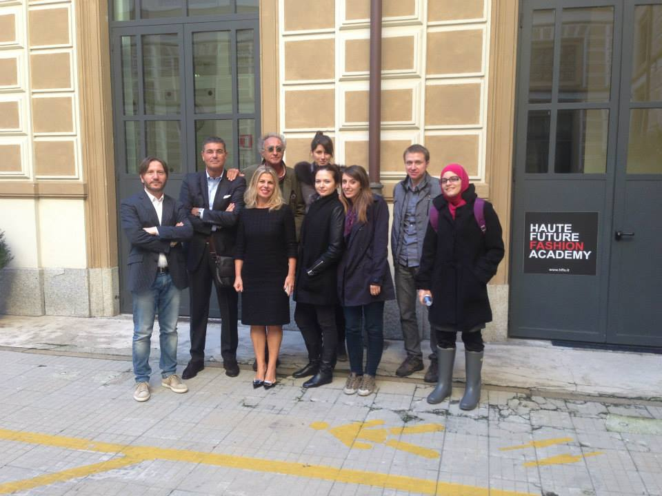 HAUTE FUTURE FASHION ACADEMY SCEGLIE TM ITALIA