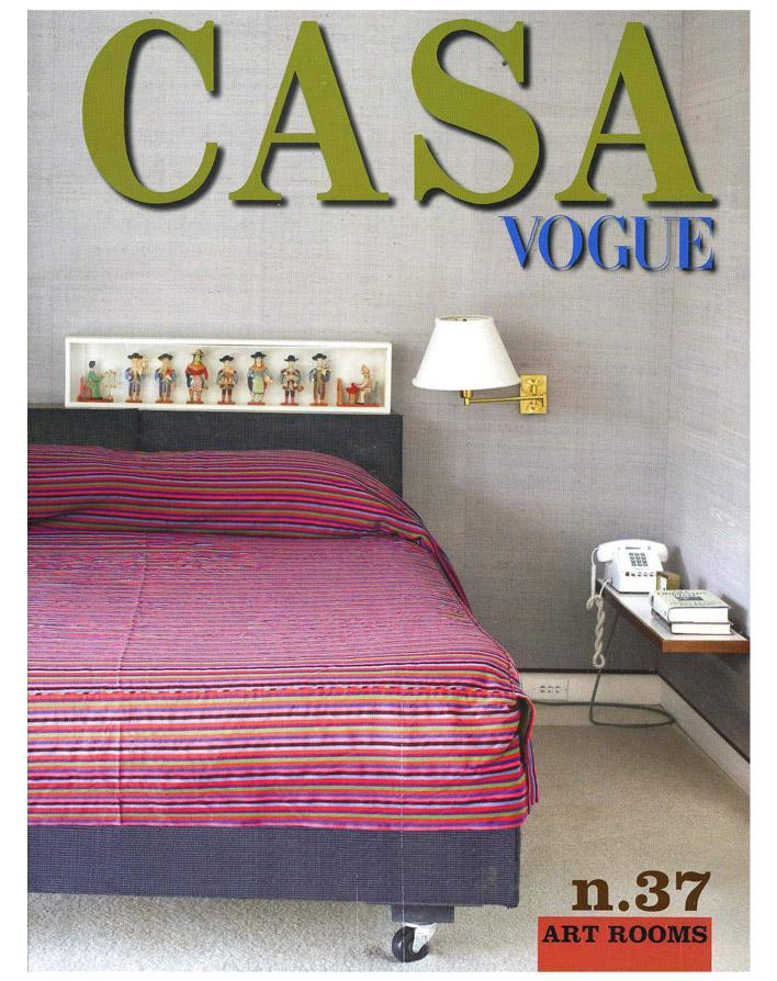 Vogue Casa (06/2012)