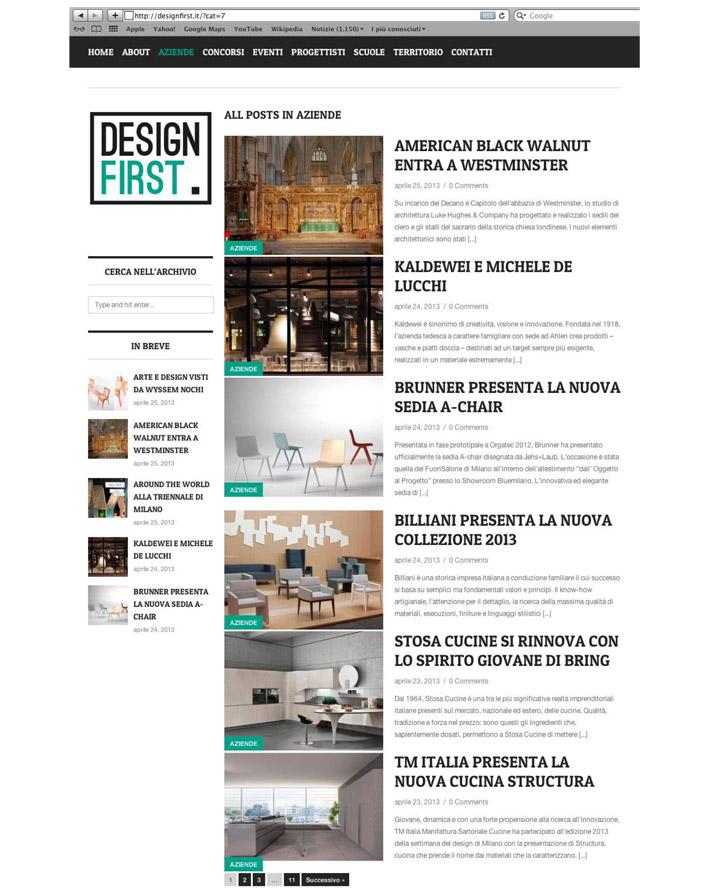 Design First (04/2013 )