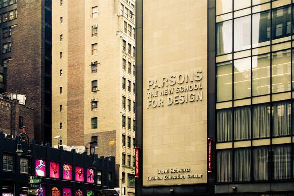 Collaborazioni di qualità: con Design-Apart e la Parsons School of Design di New York