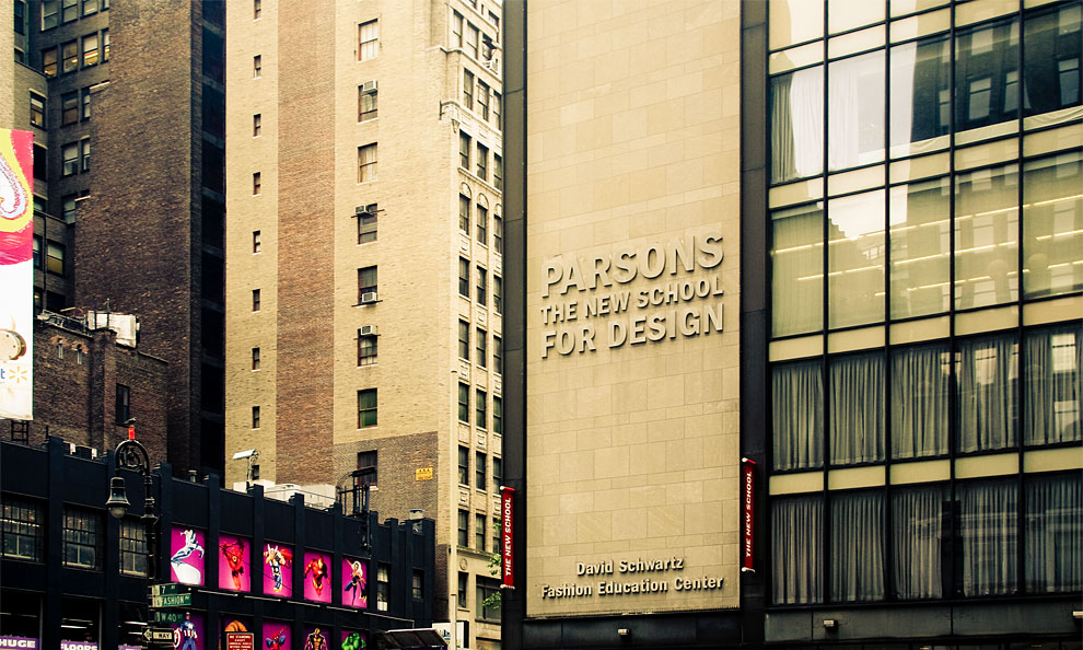 Collaborazioni di qualità: con Design-Apart e la Parsons School of Design di New York
