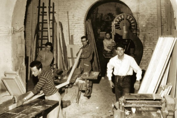 Corporate Identity | TM Italia Design Kitchens Projects - TMItalia_Identità-aziendale_VecchiaFalegnameria_01