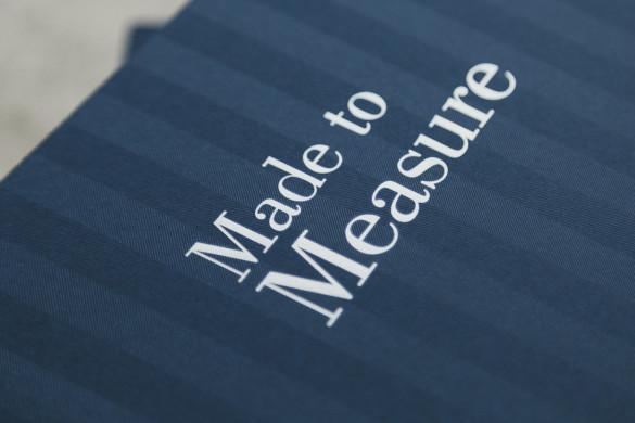 Made-to-measure: il nuovo catalogo TM Italia