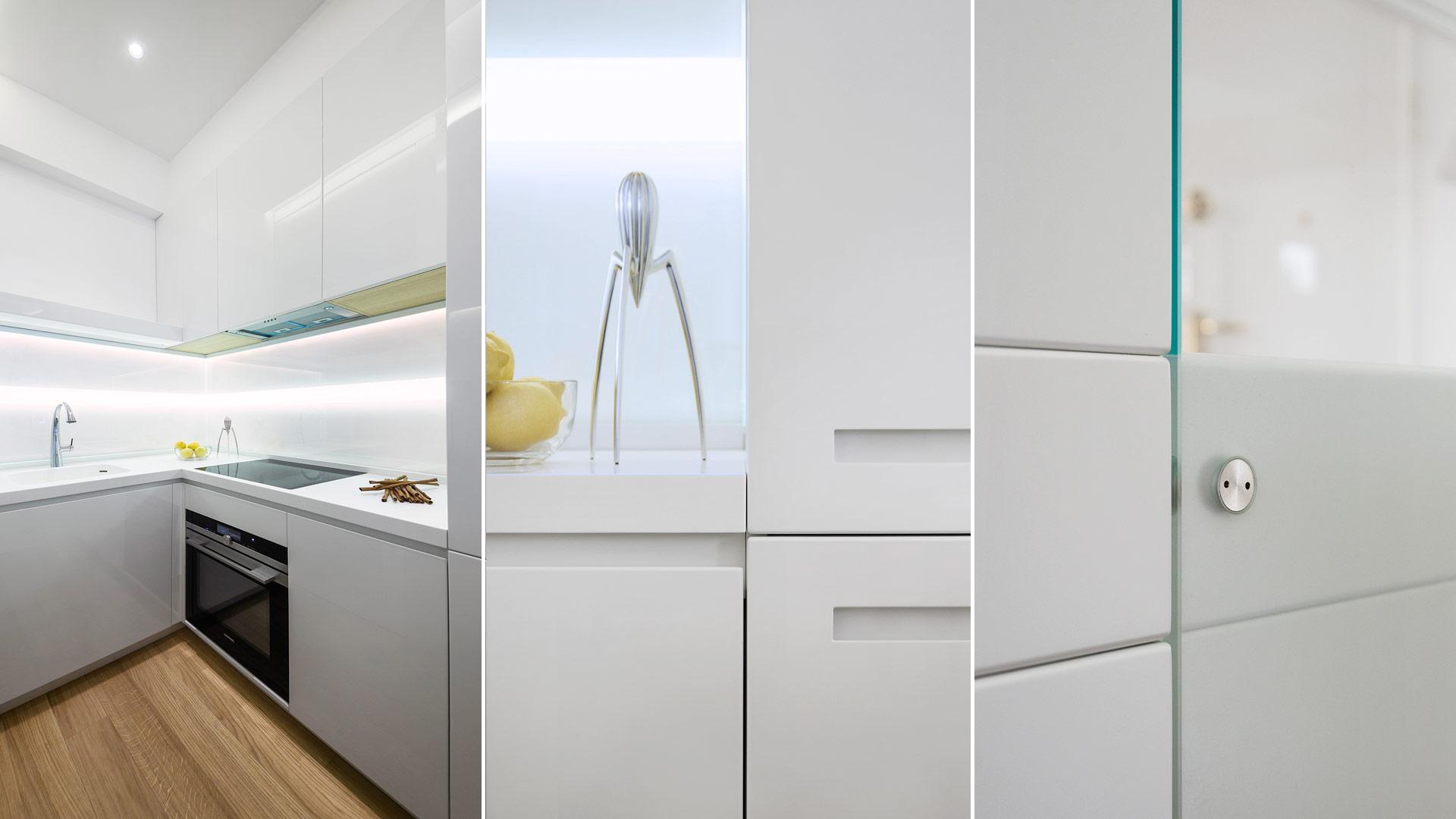 Progetto Contract Interior Design appartamento privato Roma - Area-contract-Cicchetti-09