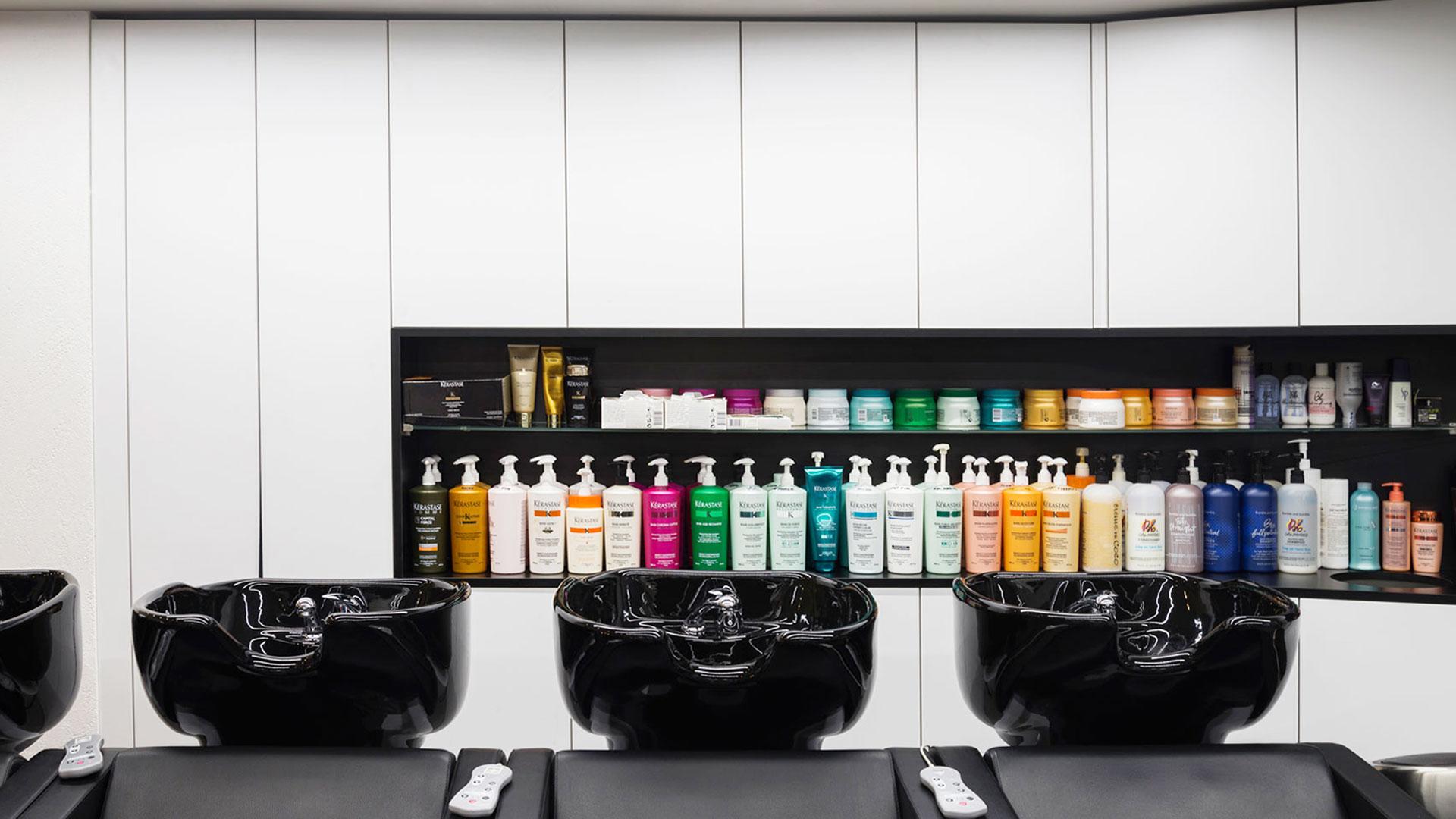 Progetto Contract Retail Salone di bellezza Mauri Lugano - TM_CH_LU_MAURI_11