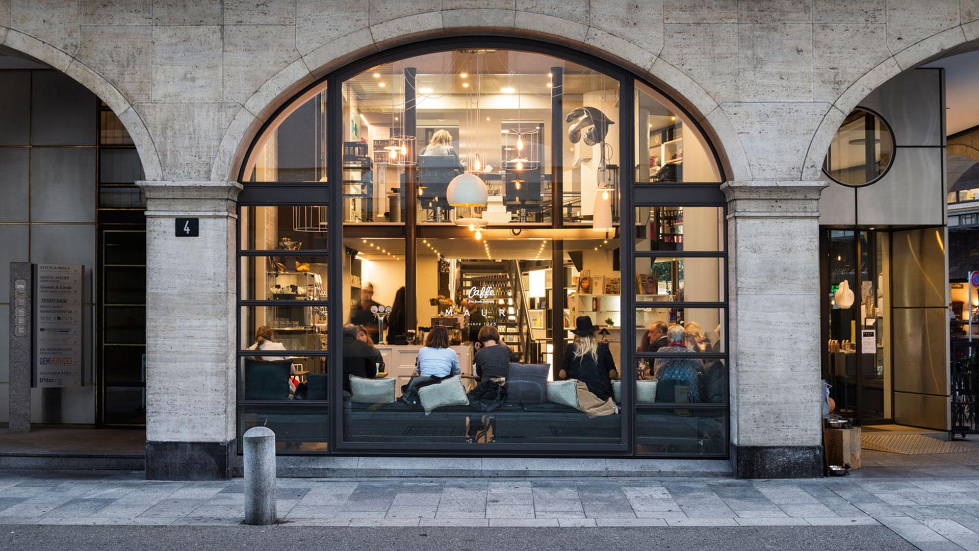 Progetto Contract Retail Salone di bellezza Mauri Lugano - TM_CH_LU_MAURI_16