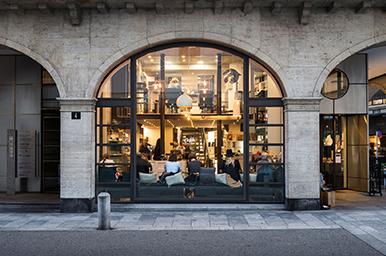Retail: a Lugano Mauri Global Beauty Concept Store