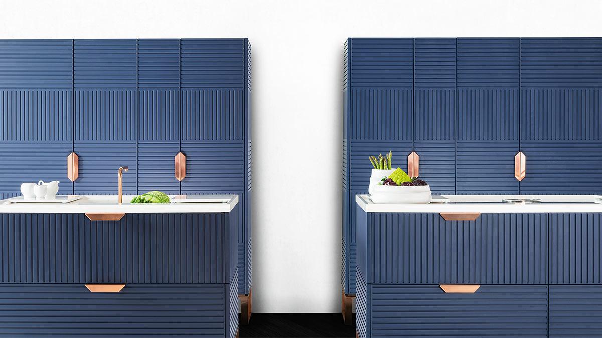 Al via il Superdesign Show. TM Italia presenta le sue nuove collezioni. - Cucine su Misura | TM Italia Cucine - miuccia-gallery-1