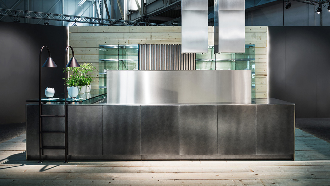 D90/12-D90/TP, il fascino delle architetture moderne - Cucine su Misura | TM Italia Cucine - d90-gallery-2