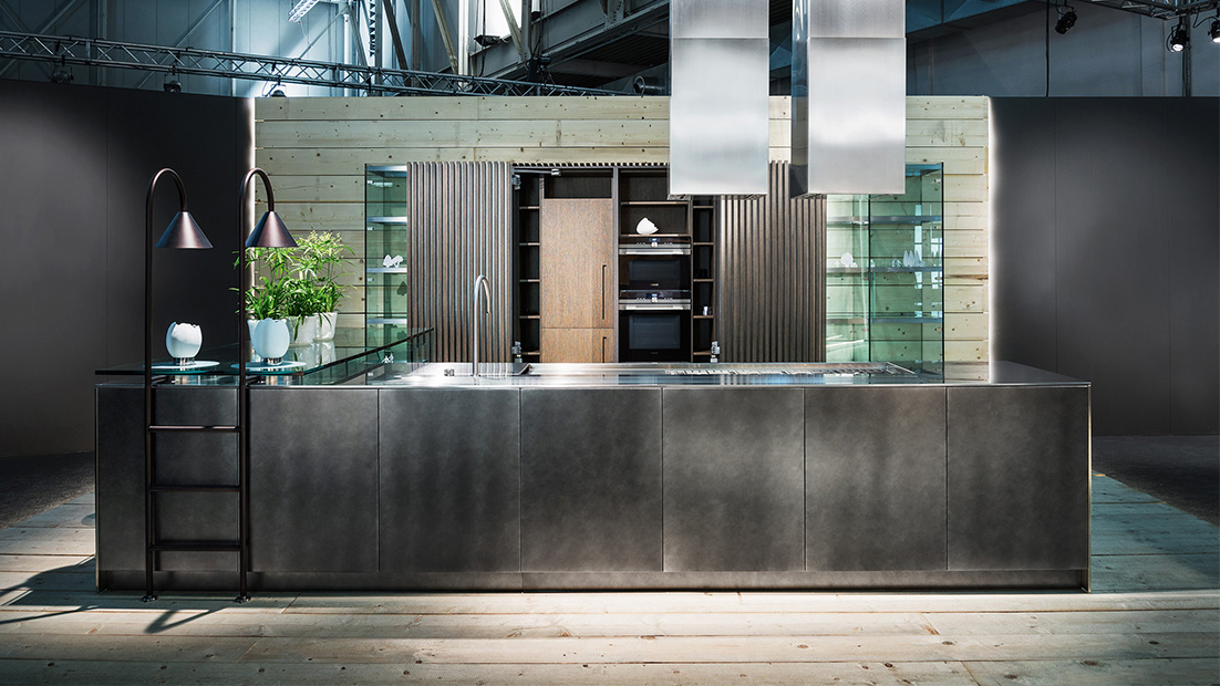 D90/12-D90/TP, il fascino delle architetture moderne - Cucine su Misura | TM Italia Cucine - d90-gallery-3