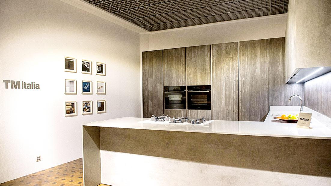 Presentati a Kiev due progetti cucina inediti nell'Atelier TM Italia Dominio - Cucine su Misura | TM Italia Cucine - dominio-ews-gallery-0