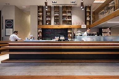Food: Love IT Flagship Store a Milano, un progetto contract su misura