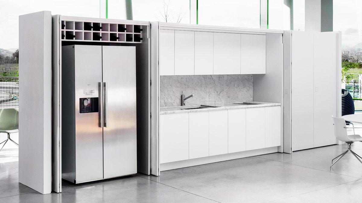 Cucine freestanding foto 25