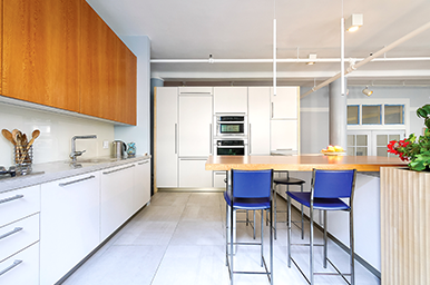 20151103 – Cucina in Platano