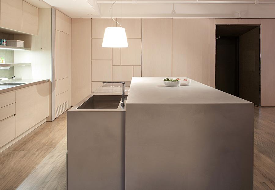 Cucina e Living: soluzioni su misura per arredare l'open space - LoftNYDesignApart-2