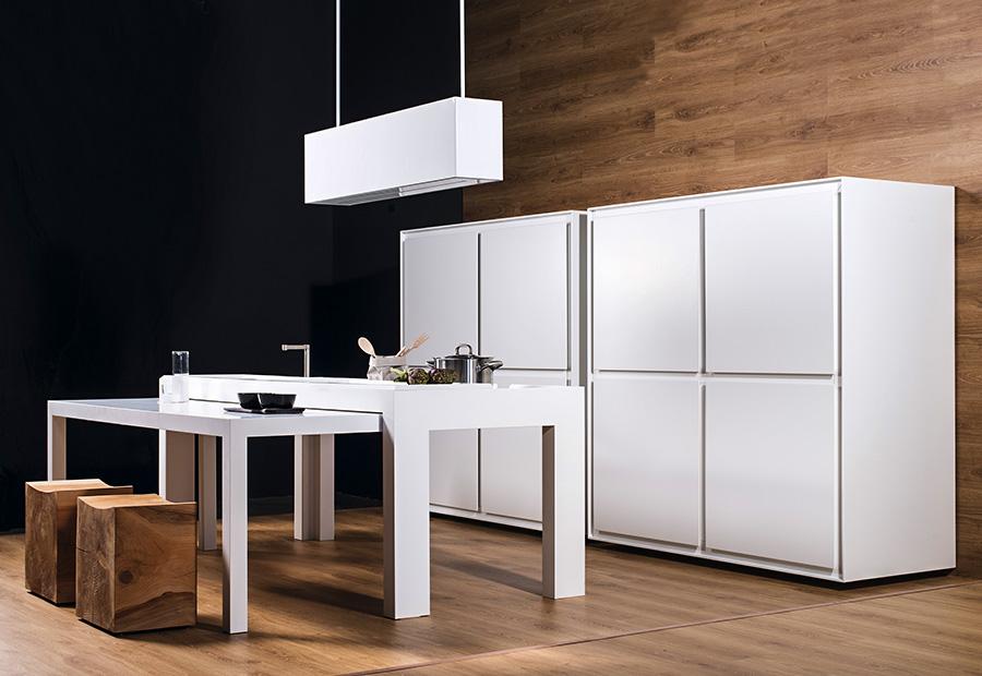Cucina e Living: soluzioni su misura per arredare l'open space - OFFkitchen-1