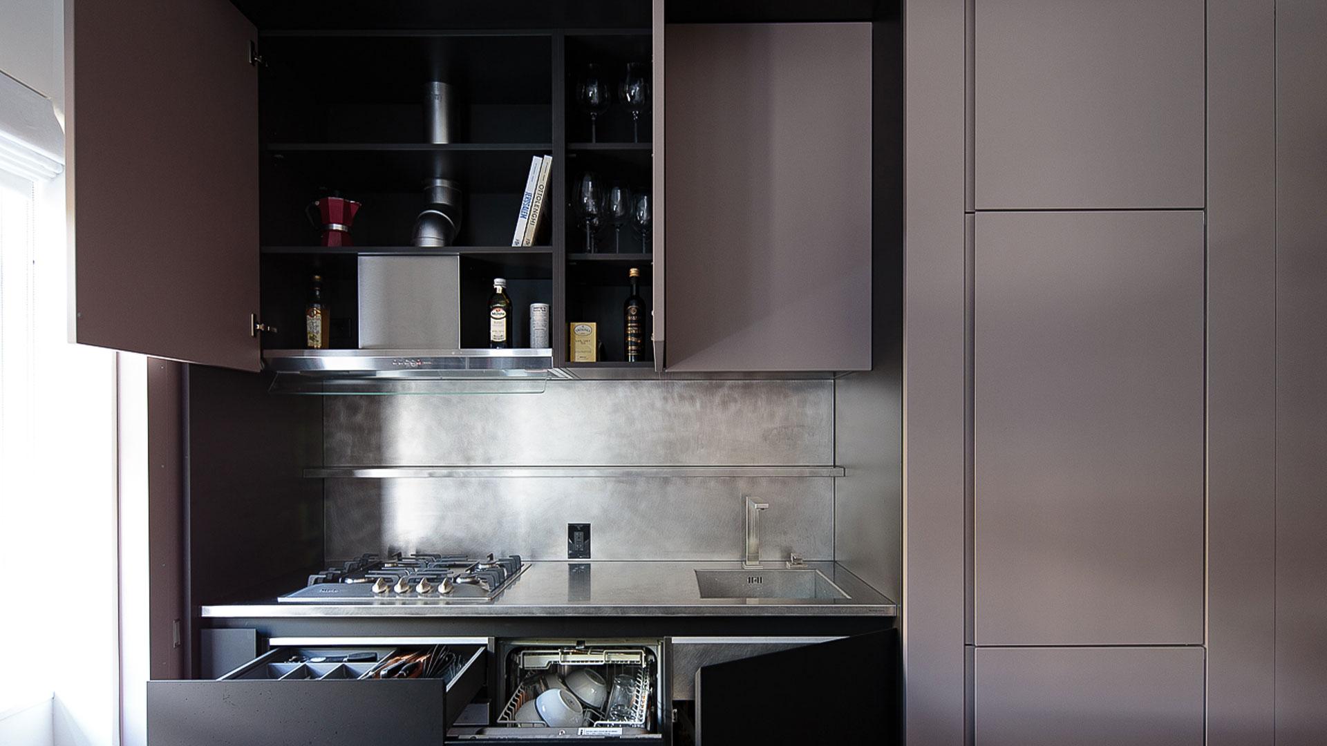 cucina con penisola 3