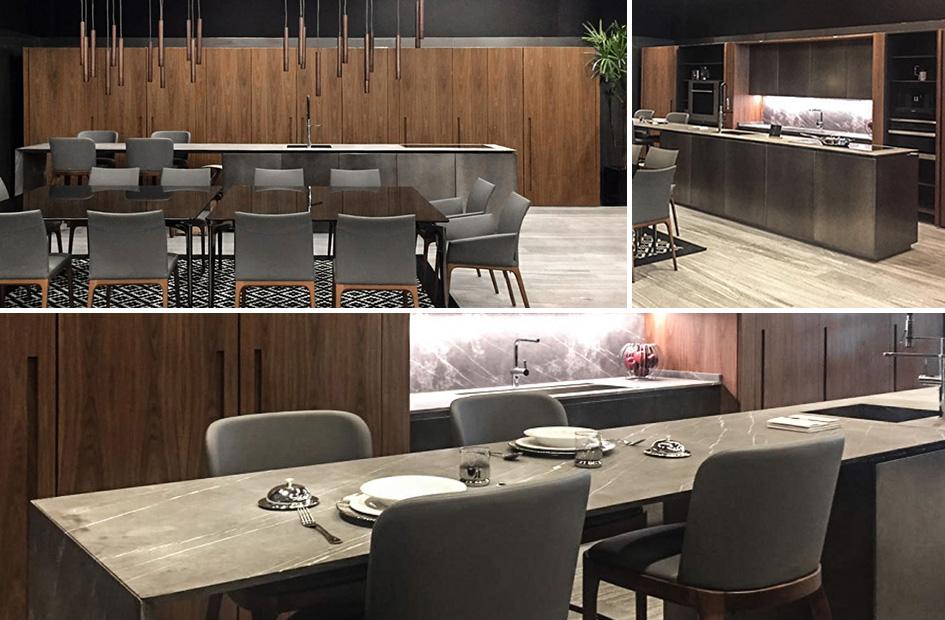 Da Benetti Casa, un nuovo corner dedicato alle cucine di TM Italia
