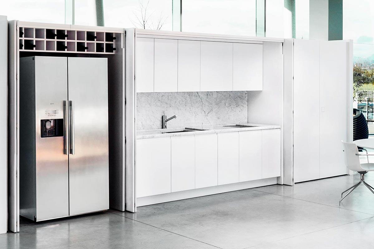 Freestanding Kitchens | TM Italia Design Kitchen Projects - freestanding_kitchens_TMItalia-galery3-4