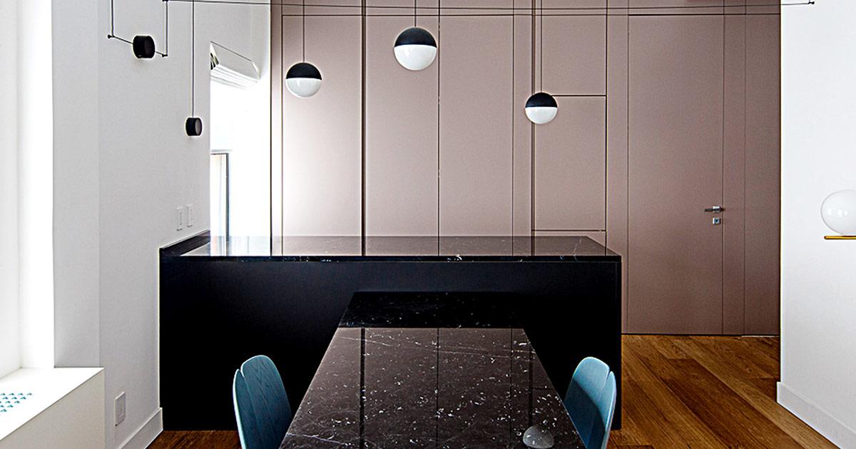 Kitchen with peninsula_TMItalia_4