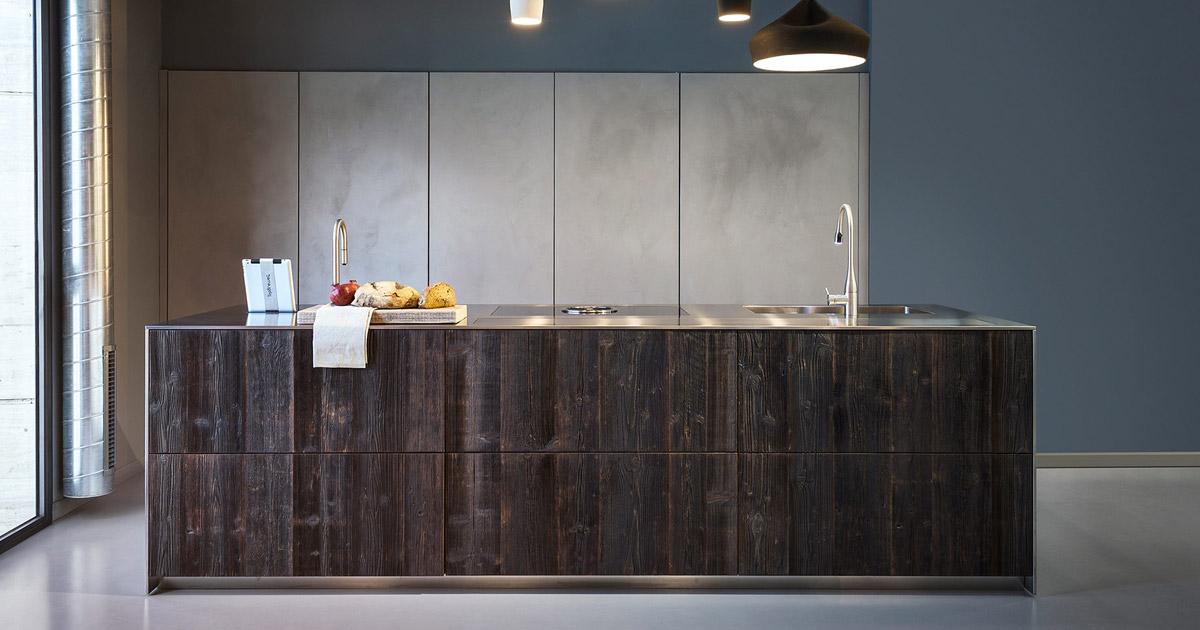 TM Italia Wood Kitchens Projects