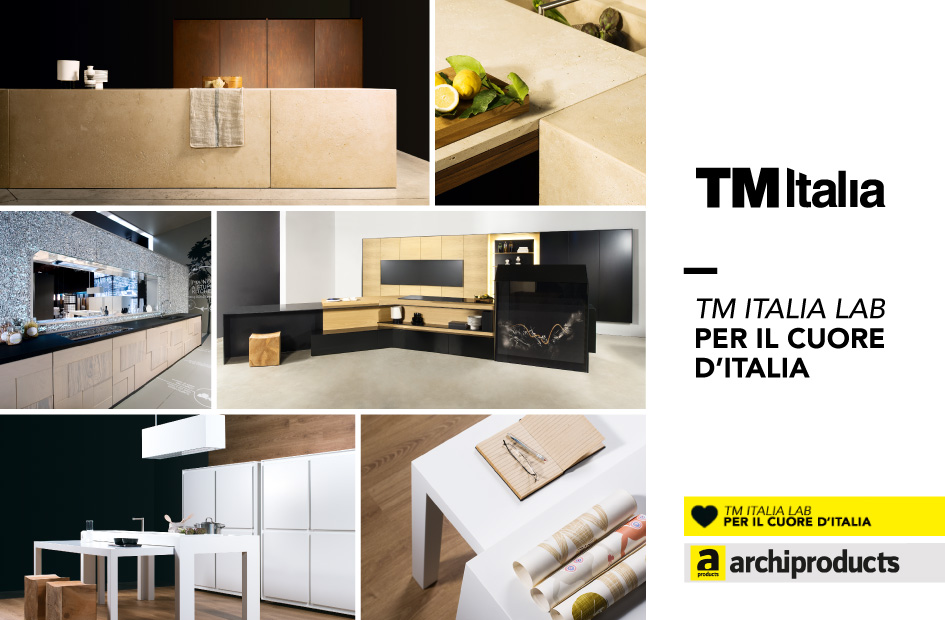 TM Italia Lab per il Cuore d'Italia