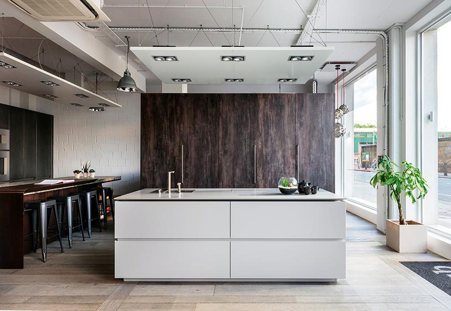 A Londra due nuovi progetti cucina su misura per il nuovo showroom di HUB Kitchen - TM_LN17_0004