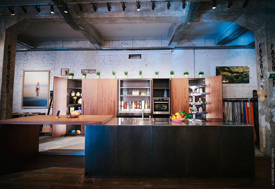 A MOSCA UN NUOVO ATELIER TM ITALIA IN PARTNERSHIP CON LAB DESIGN - Cucine su Misura | TM Italia Cucine - TMItalia-evento-nuovo-atelier-mosca-1