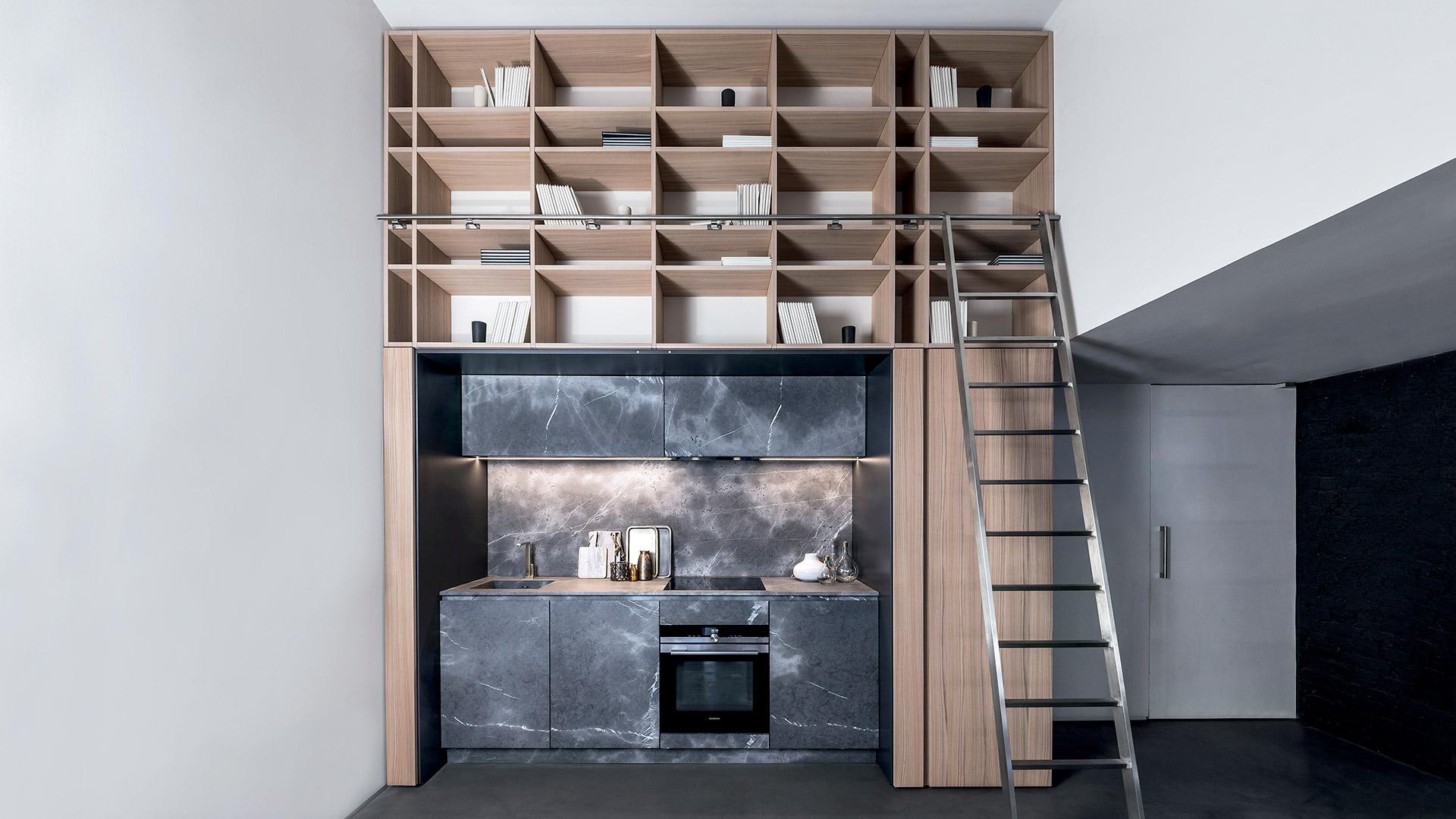 Corinthian stone kitchen with wood elm - TM_LN17_LAUREN_001