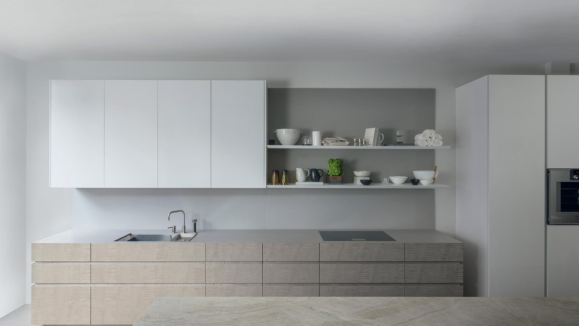 Linear Kitchen with sycamore and quartz - TM_LN17_LAUREN_T45-EVO_001