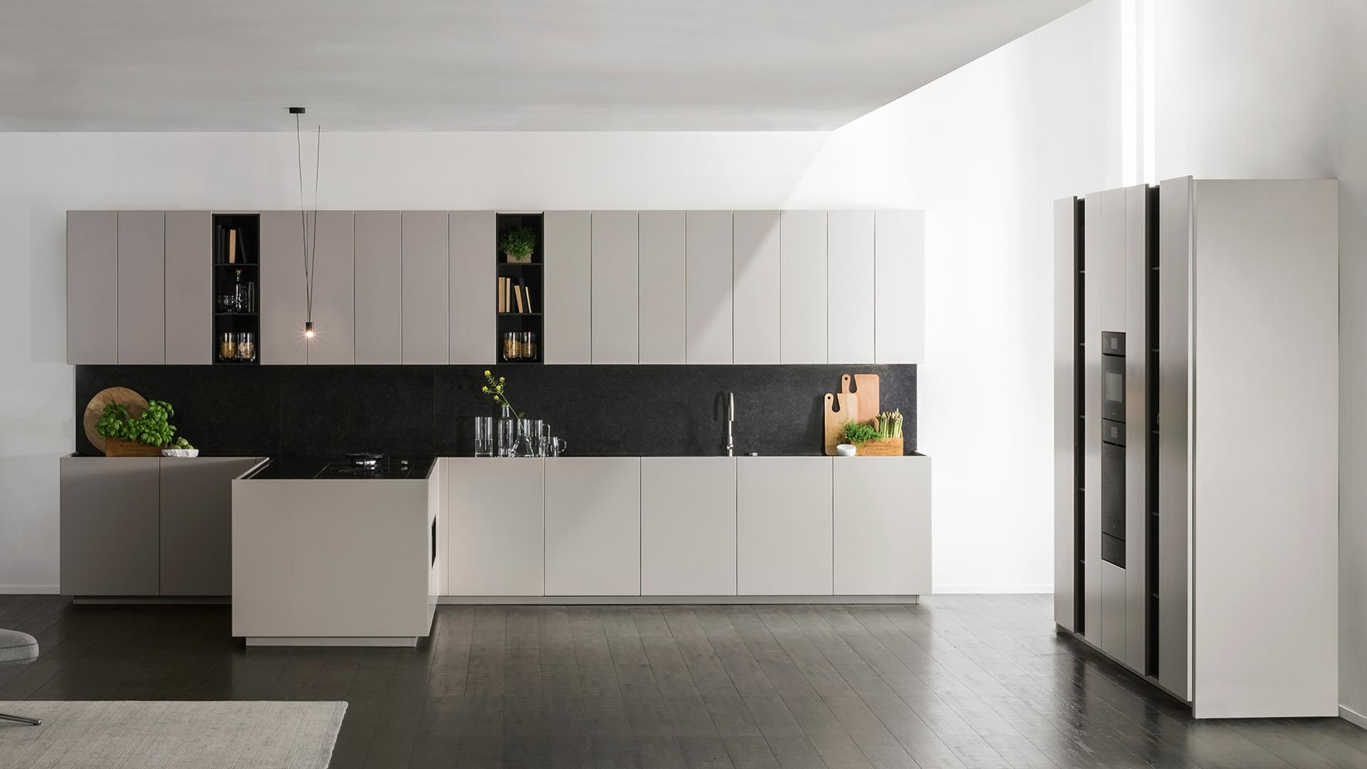 Cucina design con penisola composizione D90+ - D90_brandsite-gallery_01
