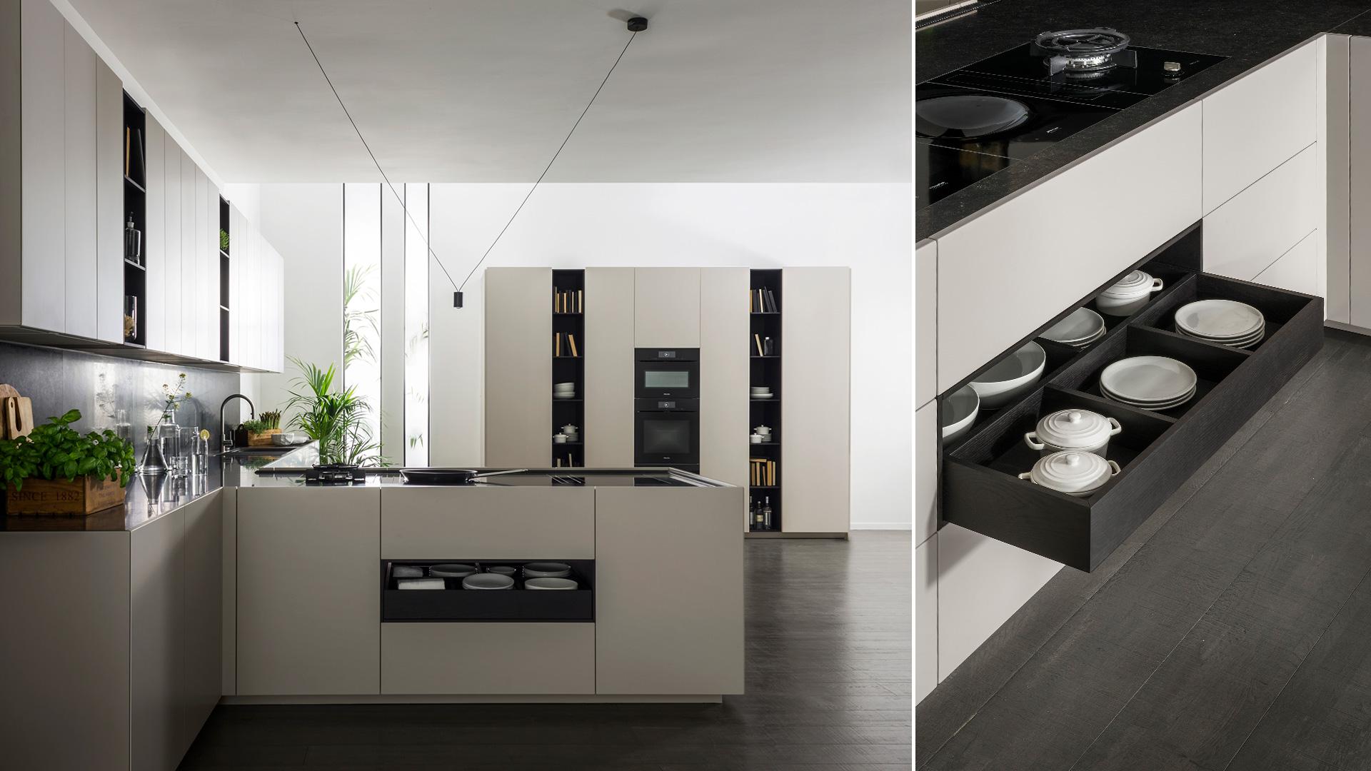 Cucina design con penisola composizione D90+ - D90_brandsite-gallery_03