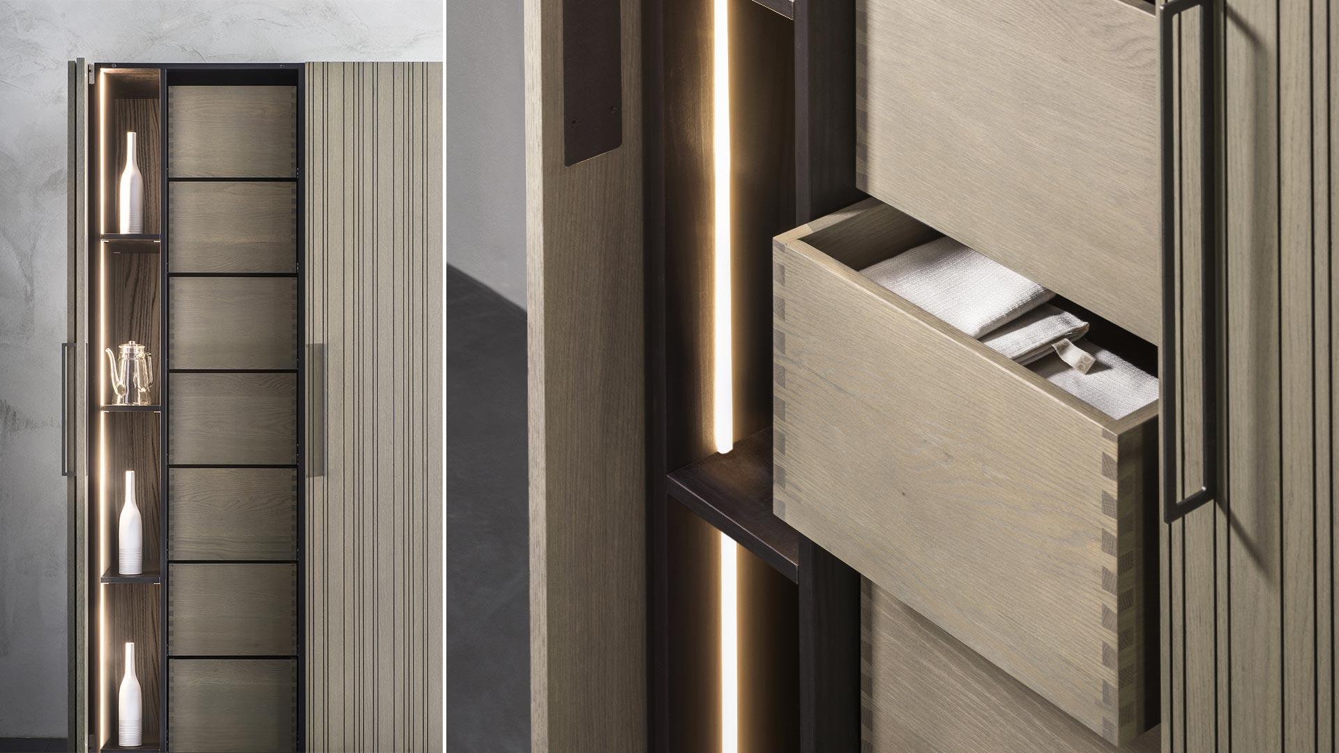 Design kitchen, wood kitchen - Collection RUA - RUA_sito-26-11