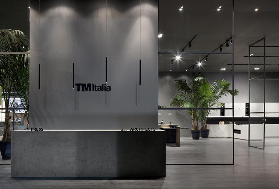 TM ITALIA AL SALONE 2018 CON TRE INEDITI MODELLI CUCINA