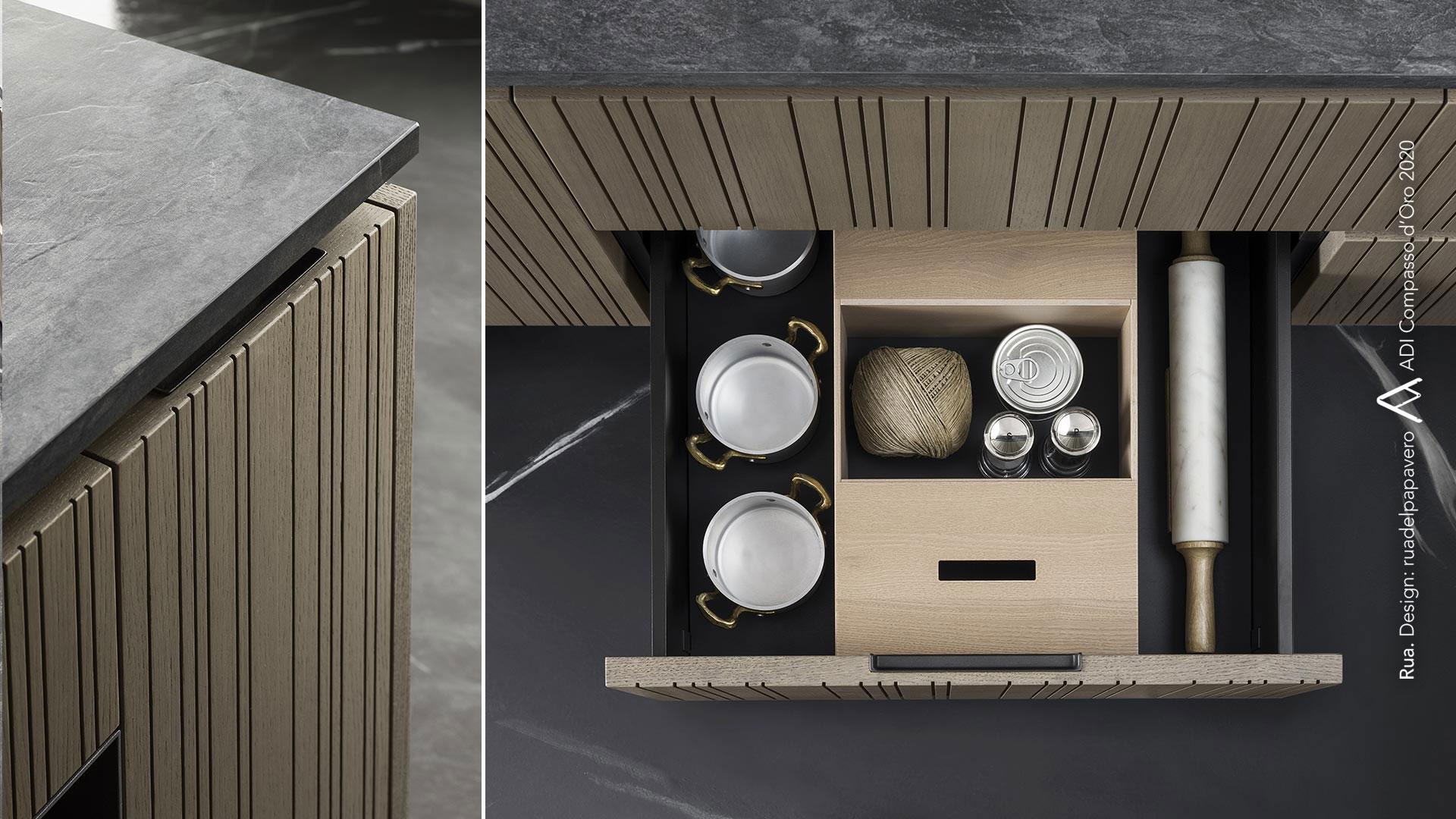 Cucina con isola e cucina il legno collezione RUA - collezione_rua-003