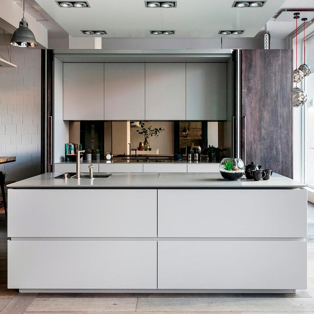 Cucine Moderne A Scomparsa.Cucine A Scomparsa Progettazione Cucine Design By Tm Italia