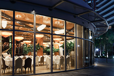Contract: realizzazione chiavi in mano di un esclusivo ristorante a Miami
