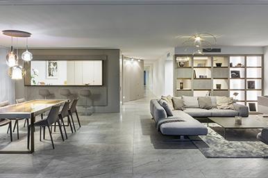 Interior: arredo chiavi in mano per un progetto residenziale a Locarno