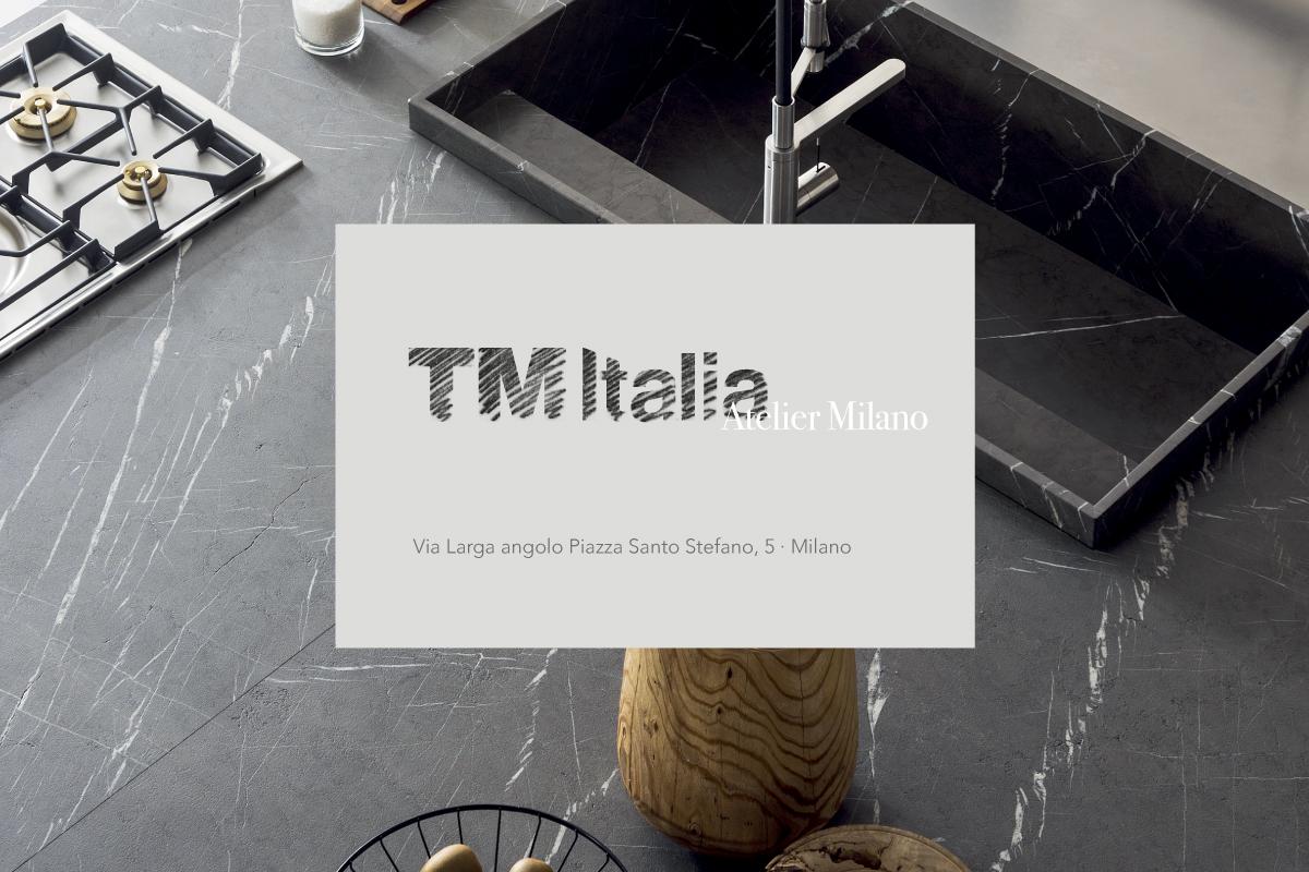 TM Italia alla Milano Design Week, mancano solo sei giorni all'inaugurazione del nuovo atelier a Milano