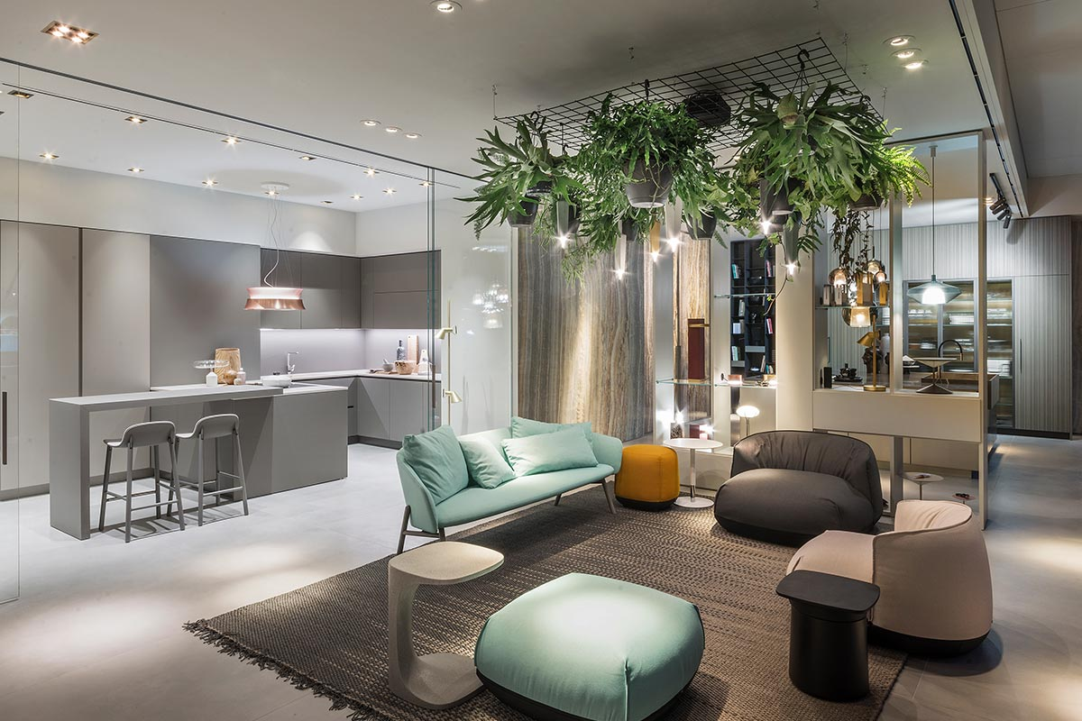 Via Larga 3. In Milan, TM Italia lives a new exhibition space dedicated to high Italian design. - news2_testata-1