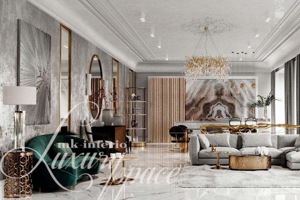 Nel cuore storico di San Pietroburgo: TM Italia e il progetto espositivo Luxury Space