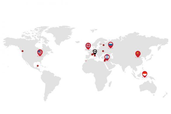 Nuove partnership internazionali confermano il successo dell'alta manifattura marchigiana di TM Italia