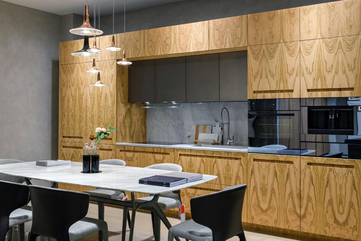 TM Italia inaugurates its first mono-brand atelier in Kiev, Ukraine - gallery-evento-kiev-cucine-4