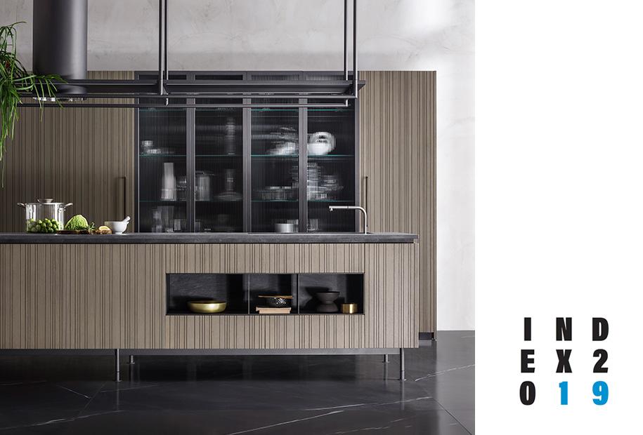 La cucina Rua, design Ruadelpapavero, selezionata per l'ADI Design Index 2019